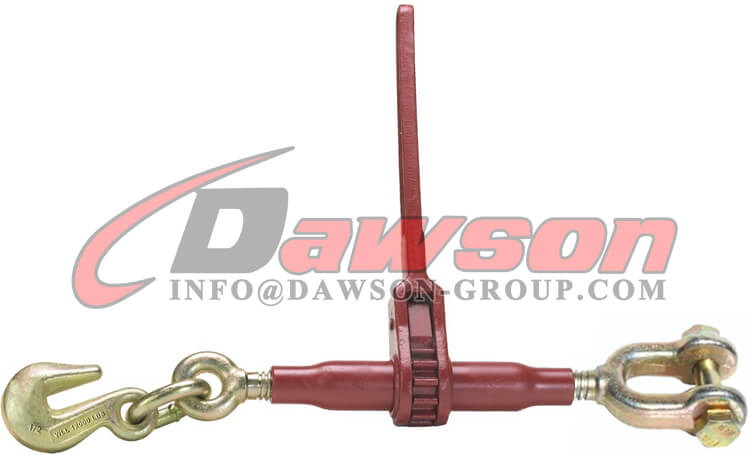 Pro-Bind Ratchet Binders with 1-2'' Grab Hook and Jaw - Dawson Group Ltd. - China Manfuacturer, Supplier, Factory