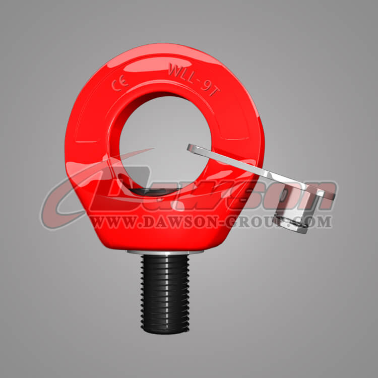 G80 Eye Type Rotating Ring, Grade 80 Swivel Eyebolt Lifting Point - China Manufacturer, Supplier