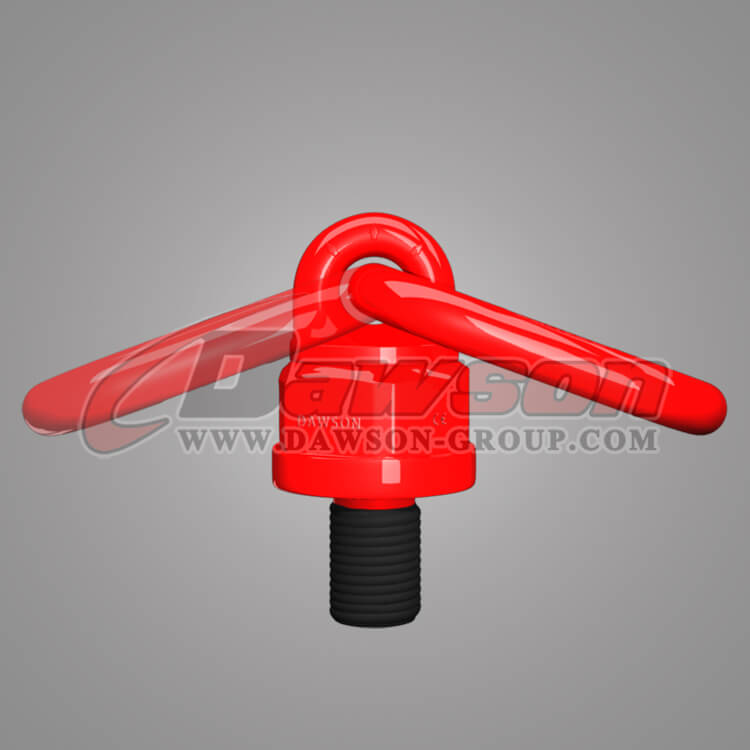 Grade 80 Lifting Screw Point , G80 Swivel Lifting Point - China Supplier, Factory