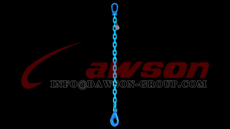 Application of Grade 100 Clevis Link for Container Lifting - Dawson Group Ltd. - China Factory, Supplier
