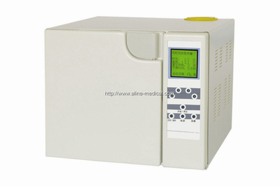 Third-LCD automated vacuum sterilizer
