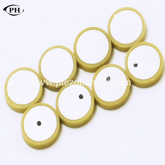 cheap piezo electric disc crystal for vibration sensor