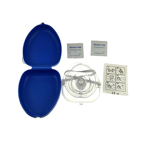 medical First aid mouth to mouth CPR mask with high quality