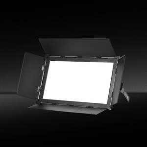 TH-326 Nuevo diseño 220W Led Video Panel Light para fotografía