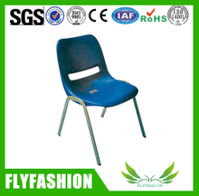 Commercial plastic school waiting chair (STC-12)
