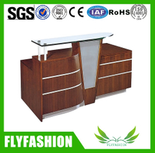 high quality lecture stand with glass desktop(SF-13T)