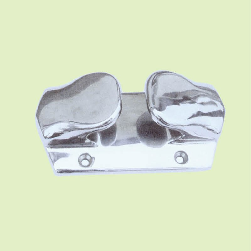 STAINLESS STEEL HEAVY DUTY STRAIGHT CHOCKS