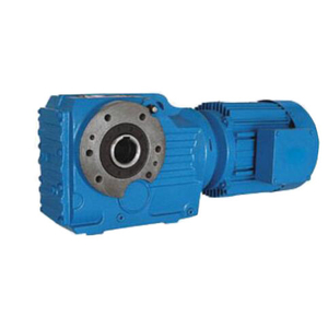 KA series helical bevel gear motor