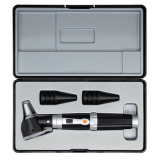 Otoscope pneumatique à filtre Ot-300
