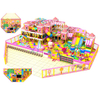 Candy Themed Soft Custom Indoor Playground Equipment for Kids