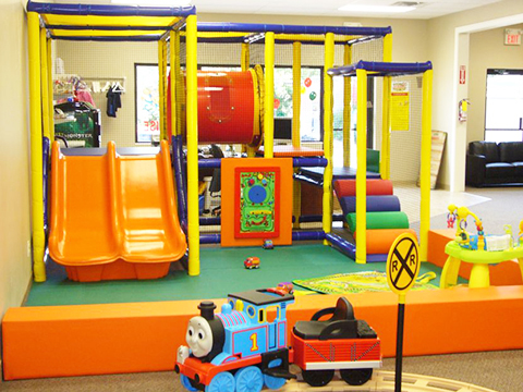 home indoor playground equipment