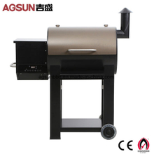 Outdoor Wood Pellet Grill