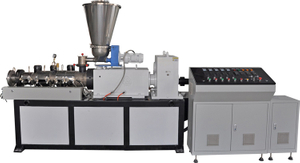 Conical-Twin-Screw-Extruder
