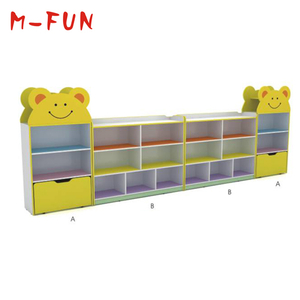 Kids' Toy Storage Shelves