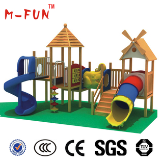 Cheap functional outdoor playground equipment