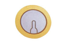Piezo diaphragm 31mm-3B31+2.6SA