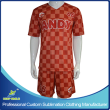 Custom Made and Sublimation Soccer Uniforms
