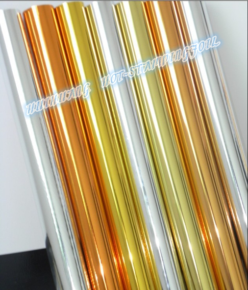 Hot stamping foil for Cosmetic Hose