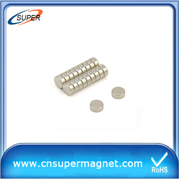Wholesale D4*2mm Disc magnets SmCo