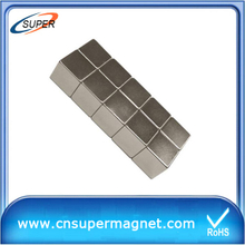 Super NdFeB Permanent Magnets 40M Ndfeb block magnets for sale