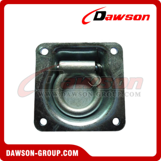 "PPE-12-S 5000lbs 2"" Recessed Pan Fitting with Spring, Anchoring Fitting Single"