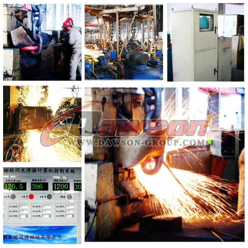 Anchor Chain Flash-Butt Welding - China Manufacturer Supplier