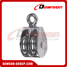 Pulleys Double Wheel