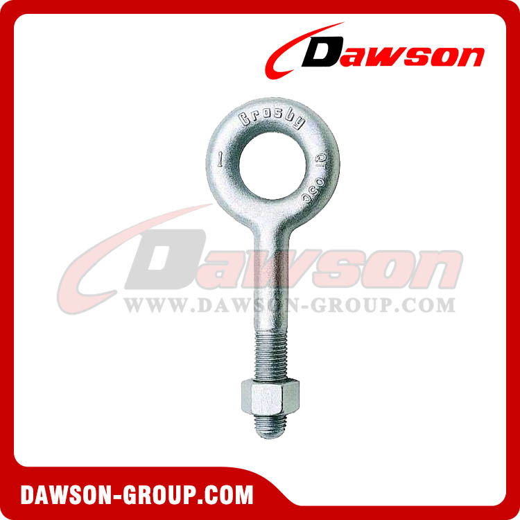 Forged Eye Bolt With Hex. Nut
