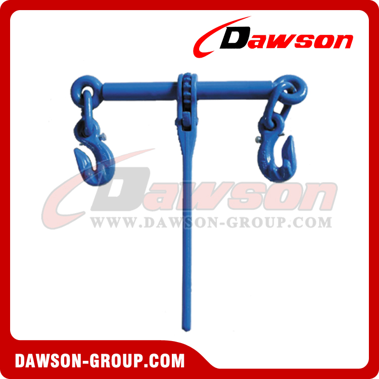 DS1030 G100 RATCHET BINDER WITH SAFETY HOOKS