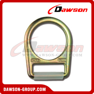 DS9310A 122g Forged Steel D Ring