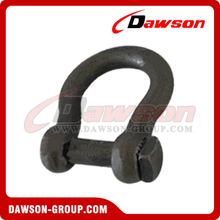 European Type Trawling Bow Shackle with Square Head