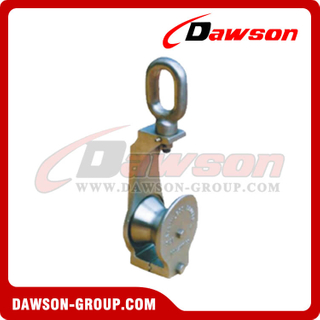 DS-B182 C Snatch Block with Eye C Type