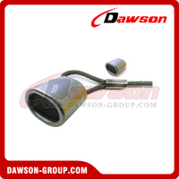 Wire Rope Steel Oval Sleeves