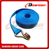 5000kg × 6m Webbing Part With Hook