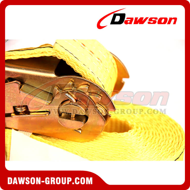 US Type Ratchet Tie Down Strap - China Manufacturer Supplier