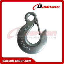 DS128 G70 and G43 Forged Eye Slip Hook with Latch