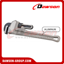 DSTD0511 Aluminum Handle Straight Pipe Wrench