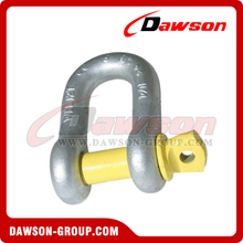 G210 Forged Alloy Screw Pin Chain Shackle