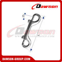 Stainless Steel Double End Snap Hook