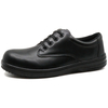 Metal Free Anti Static Water Proof Executive Safety Shoes Composite Toe