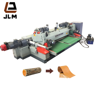 Wood veneer Peeling And Cutting Machine for Plywood Making