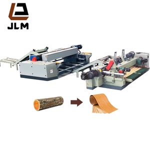 Automatic CNC Control 1300 mm Veneer Peeling Lathe for Plywood