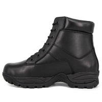 Searcher walking insulated military boots 6114