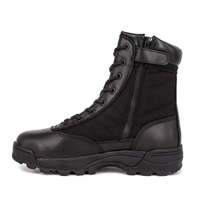 Army lightweight men's black military tactical boots 4219