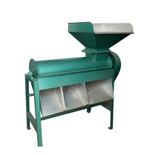 Spiral type tea rotary cutting machine