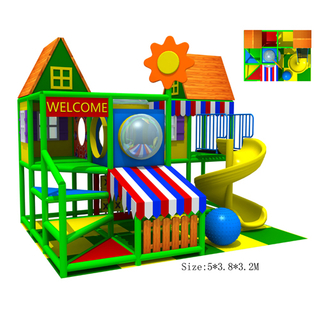 indoor playground structures
