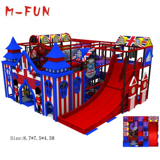 Commercial Custom Interior Design Kids Playground