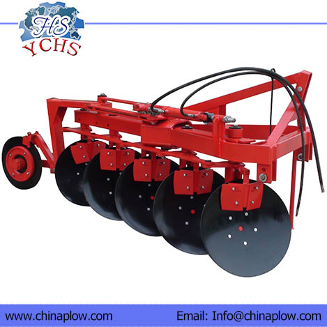 Hydraulic Reversible disc plow