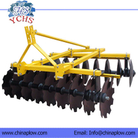 Medium disk harrow