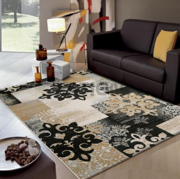 Popular Anti-slip Area Rug Polypropylene Carpet